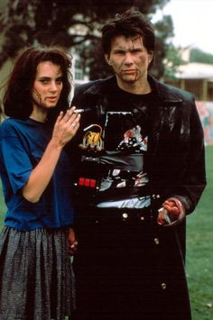 'Are you a Heather? No, I'm a Veronica.' ('Heathers' Starring Winona Ryder and Christian Slater)
