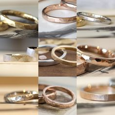 【ithマリッジリング】槌目のリング [marriage,wedding,ring,結婚指輪,ウエディング]