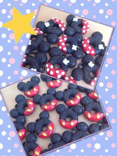 Disney Mickey and Minnie Mouse Flatbacks Resin by DCLRibbon, $6.00