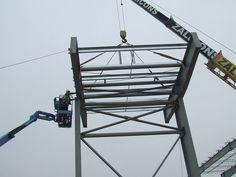Utility Pole, Buildings, Industrial, Industrial Music