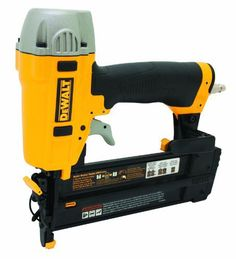 DEWALT Pneumatic Brad Nailer Kit The new DEWALT 18 gauge, Brad Nailer Kit is an excellent tool with many enticing Essential Woodworking Tools, Antique Woodworking Tools, Woodworking Quotes, Japanese Woodworking, Woodworking Workbench, Woodworking Workshop, Custom Woodworking, Fine Woodworking, Finish Nailer