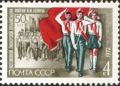 On this day, May 19 1922, the Young Pioneer Organization of the Soviet Union was established.