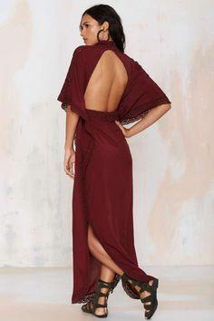 Juliet Kaftan Dress