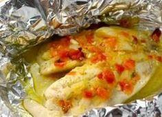 Receta FÁCIL de filetes de pescado horneados para que comas saludable sin aumentar de peso