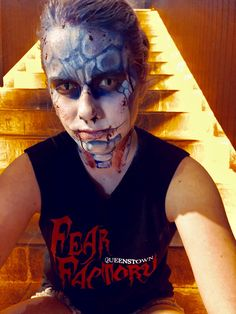 Fear Factory, Carnival, Face, Painting, Carnavals, Painting Art, The Face, Paintings, Faces