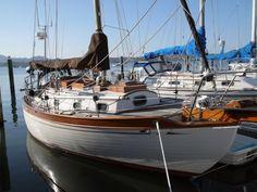Baba 30 - classic ocean-going sailboat, Sausalito view slip (sausalito) $59500 - Boat Loco Boating Community