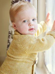 65f656b0da07 Knitting Pattern  Little Luxury Kimono SKILL LEVEL  Easy SIZE  3-6 ...