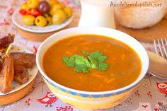 Harira marocaine express (soupe Ramadan)