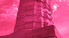 Weathered sandstone column #2