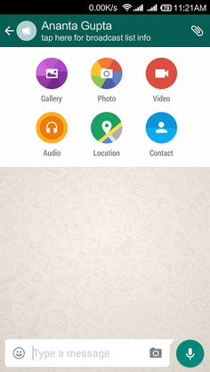 WhatsApp Updated With Material Design Is Now Available On Play Store