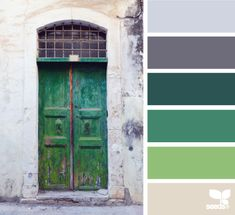 A Door Palette - http://design-seeds.com/index.php/home/entry/a-door-palette