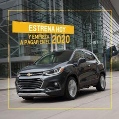 Chevrolet Promociones - Estrena hoy Tracker