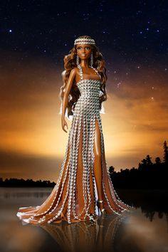 Reina Náyade, muñeca honorífica de la Convención nacional de coleccionistas de Barbie en España 2013 | Flickr - Photo Sharing!