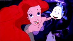 """The One Thing You've Never Noticed About """"The Little Mermaid"""" interest thing, the little mermaid, thing youv"""