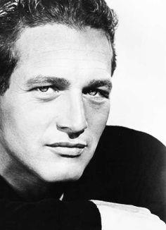 Paul Newman . . . he just looked sooooo good