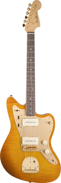 Limited Custom Deluxe Jazzmaster