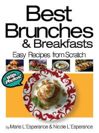 Kindle Special $0.99   till April 16 –  20      ~~ Best Brunches and Breakfasts   All the recipes in this book are made from scratch using ingredients that are easy to find, and many of which you will already have in your kitchen cupboards. Some of the dishes are quick to make, while others take a bit more time, but are worth it.