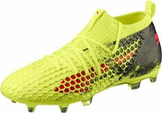 Get the Puma Future FG/AG Soccer Cleats from SoccerPro today. Get fast shipping on all Puma Soccer Cleats you buy from us. Mens Football Boots, Soccer Boots, Soccer Gear, Soccer Cleats, Cat Company, Shoe Gallery, Pairs, Football, Sports