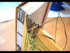 How to make Coptic headband (Endband) tranchefile تنفيذ الشيراز القبطى
