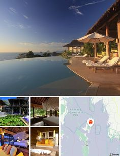 Questo hotel è ubicato sulla pittoresca isola di Yao Noi, nella Phang Nga Bay, e può essere raggiunto in motoscafo sia da Phuket che da Krabi.