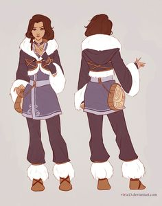 A gorgeous Waterbender. I wish I could design my own character. I would be Fire Nation<--- I would be a waterbender.