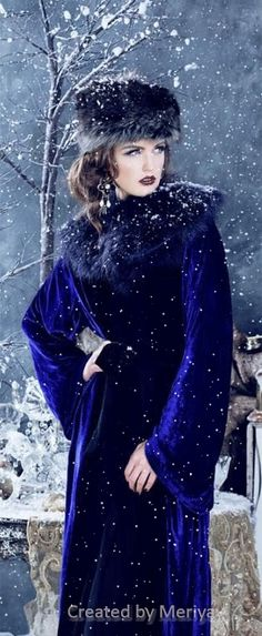 If I ever lived somewhere that it snowed I would wear this.