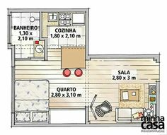 Room divider ideas for studio apartments - Images About Casa On Pinterest Quartos Tiny Apartments And Mesas