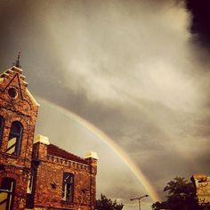 "photo: ""Oh! Big Ben, Rainbow, Clouds, Building, Travel, Outdoor, Rain Bow, Outdoors, Viajes"