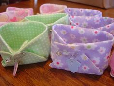 BusyLiz: Baby Shower Party Favors