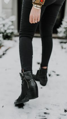e717aaf7305a Looking for a stylish new pair of shoes this winter  Follow instagramer   inthehutch lexi example