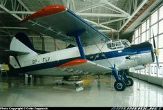 AN-2 Flew this aircraft with Bob and Andre in to TO.
