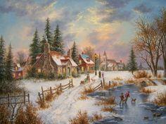 Winter Peace Dennis Lewan