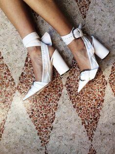 Dior heels #footwear #trends