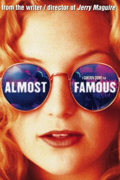 Almost Famous Movie Poster x 40 Inches - x -(Patrick Fugit)(Philip Seymour Hoffman)(Frances McDormand)(Jason Lee)(Billy Crudup)(Kate Hudson) Famous Movie Posters, Famous Movies, Iconic 90s Movies, Kate Hudson, Film Analysis, Film Movie, Movie Scene, Patrick Fugit, Billy Crudup