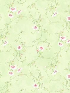Americanblinds and wallpaper no longer offers wallpaper as part of it's product selection to shift it's focus on window treatments. Flower Wallpaper, Wallpaper Backgrounds, Flower Patterns, Print Patterns, Butterfly Party Decorations, Scrapbook Paper, Scrapbooking, Silhouette Art, Printable Designs