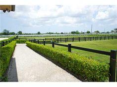 Pasture fences