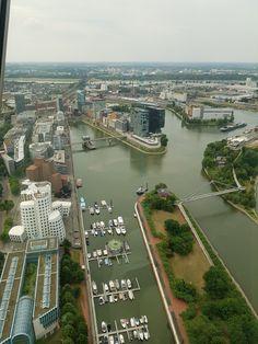 Rhine Tower View