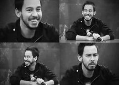 MIKE SHINODA U will never cease to take my breath away cutie...