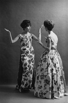 Frank Horvat - The '60s - Fashion & Illustration - Vogue UK // 1960, London, for Vogue UK
