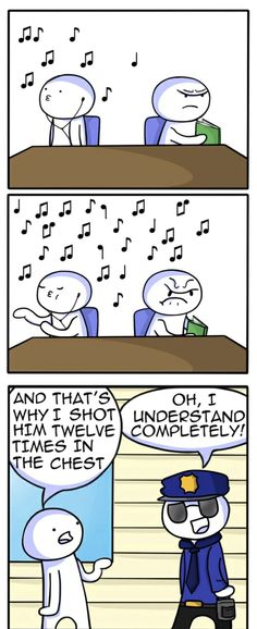 Funny Comics When he was in high school, James Rallison wasn't partying or winning football games like his older brother. Instead, he created the funniest comics ever! Really Funny Memes, Stupid Funny Memes, Funny Relatable Memes, Funny Posts, Haha Funny, Funny Cute, Theodd1sout Comics, Online Comics, Cute Comics