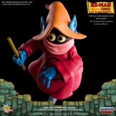 "<span class=""image_viewer_section"" style=""margin-right:0;"">News Images</span><span style=""vertical-align:inherit;"" class=""image_viewer_desc"">: Orko statue accessory - shot 4</span>"