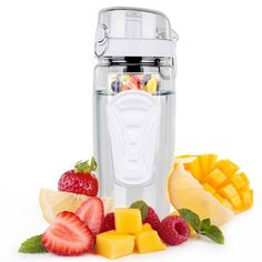Ultimate Water Infuser Bottle || http://www.ezisoul.com/ || #Ezisoul #waterinfuser #waterinfuserbottle #health #wellness #fruitwater #flavoredwater #waterbottle #fruitinfuser #fruitflavoredwater