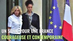 Les internautes se sont étonnés du look de Brigitte Macron lorsqu'elle est venue accueillir Rihanna sur le perron de l'Elysée. Salué et critiqué, ce look a provoqué de nombreuses réactions. Mais si la première dame a choisi un simple jean pour sa rencontre avec la chanteuse, ce n'est pas pour une raison anodine...