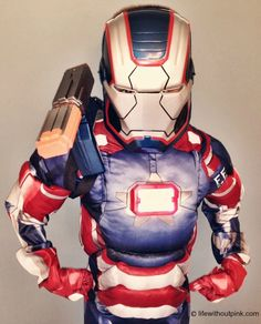 Totally Awesome Halloween Costumes for Boys