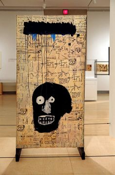 Review: Jean-Michel Basquiat's 'Unknown Notebooks' at the Brooklyn Museum - NYTimes.com