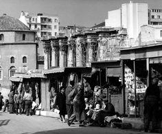 Αθήνα 1960 φωτ.Wolf Suschitzky