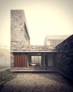 Designed by William O'Brian Jr - Illustration by Peter Guthrie probably using #Vray and #Photoshop