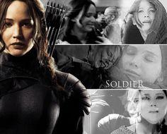 Katniss: Mockingjay (Part 2)