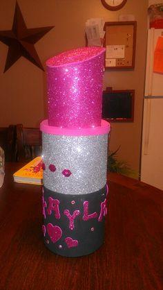 Lipstick Valentine Box