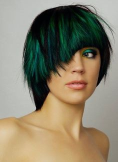 #colorhair